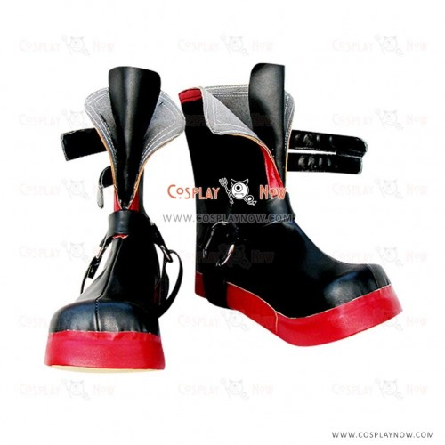Fullmetal Alchemist Edward Cosplay Shoes Boots