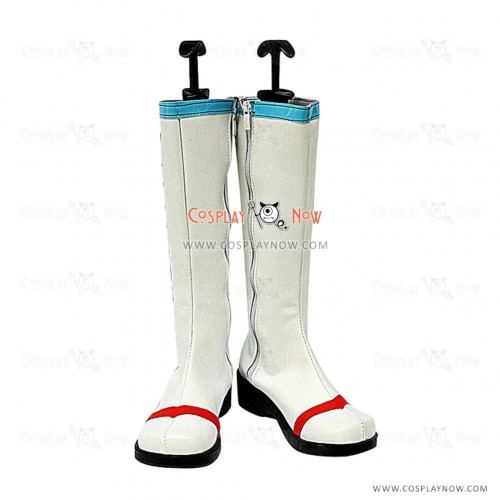 Vocaloid 2 Project Diva Ver Cosplay Shoes Hatsune Miku Boots