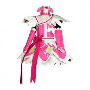 Pretty Cure PreCure Cure Heart Aida Mana Cosplay Costume