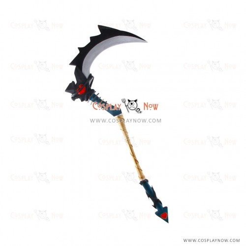 Mobile Legends Cosplay Ruby Rose Props with Knife