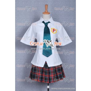 Panty & Stocking With Garterbelt Anarchy Panty Cosplay Costume