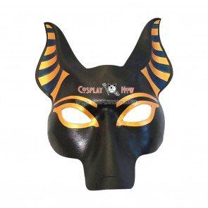 Anubis Cosplay Dog Mask for Show