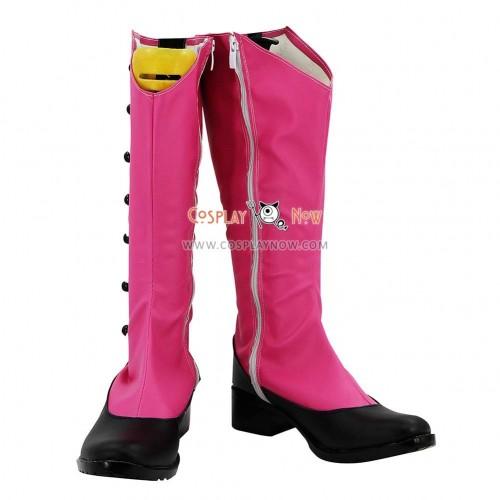Black Butler Cosplay Shoes Elizabeth Midford Boots