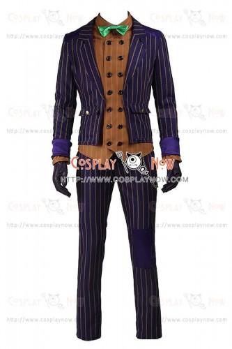 The Joker Costume For Batman The Dark Knight Cosplay