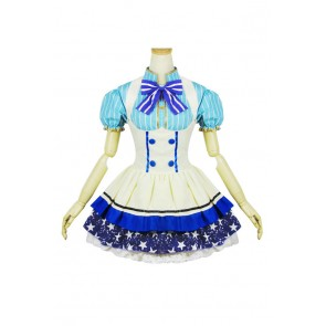 Love Live Cosplay Nozomi Tojo Maid Dress Costume