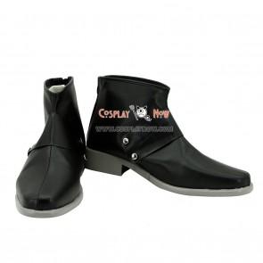 RWBY Qrow Branwen Cosplay Shoes