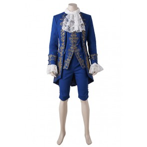 Beast Costume For Beauty and the Beast (2017 film) Cosplay Uniform