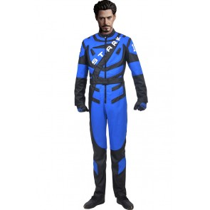 Tony Stark Costume For Iron Man 2 Cosplay