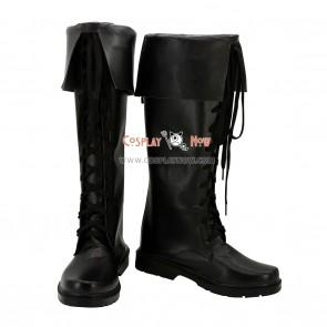 Ensemble Stars Cosplay Shoes Koga Oogami Boots