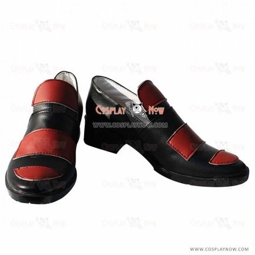 BLOOD-C Cosplay Saya Kisaragi Shoes