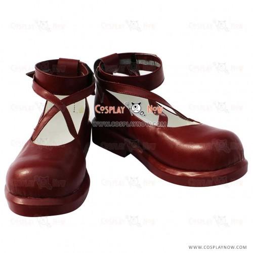 Hidan no Aria Riko Mine Lupin IV Cosplay Shoes