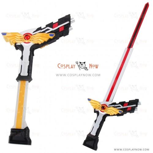 Kamen Rider Masked Rider Kiva Ixa Ixa Calibur PVC Cosplay Prop