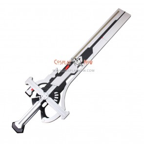 Age of Gunslingers Online Héderváry Sword PVC Cosplay Props