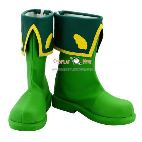 Cardcaptor Sakura Cosplay Shoes Syaoran Li Boots