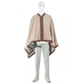 Luke Skywalker Outfit Costume For Star Wars Cosplay