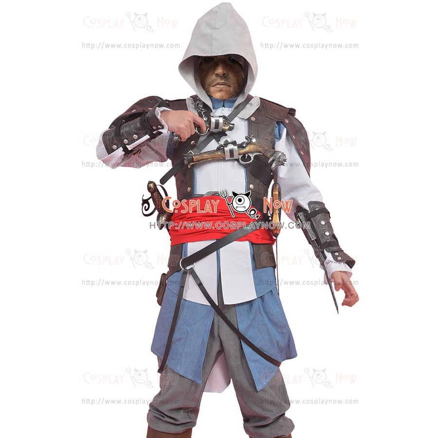 Assassin S Creed Iv Black Flag Cosplay Edward James Kenway