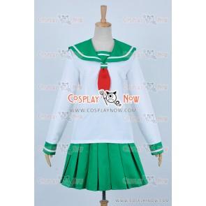 Inuyasha Kagome Higurashi Cosplay Costume