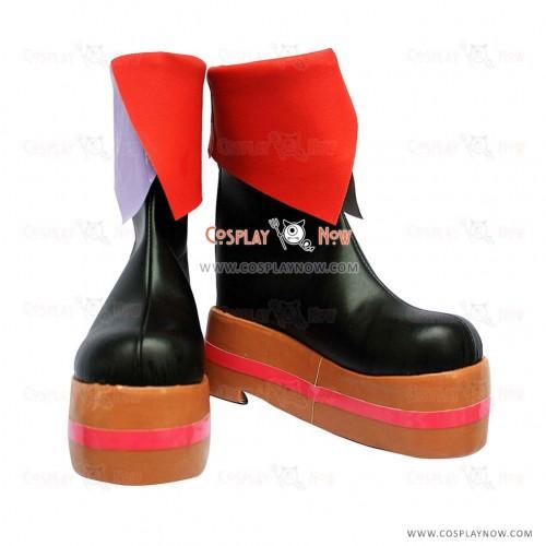 Vocaloid 2 Megurine Luka Cosplay Boots