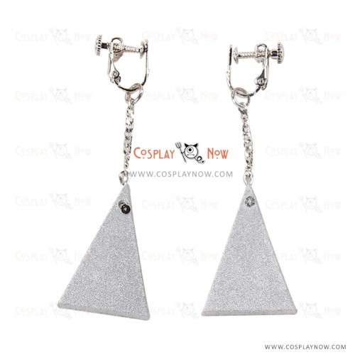 Fire Emblem Echoes: Shadows of Valentia Celica Eearrings Cosplay Props