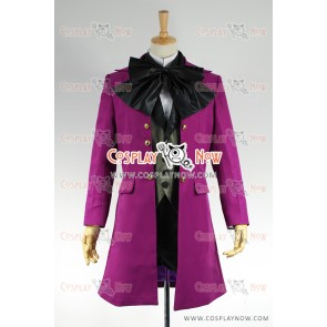 Black Butler Kuroshitsuji Cosplay Earl Alois Trancy Costume