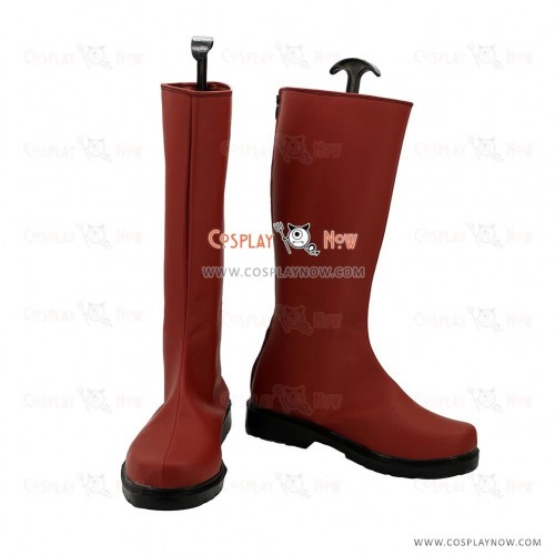 One-Punch Man Cosplay Shoes Saitama Boots