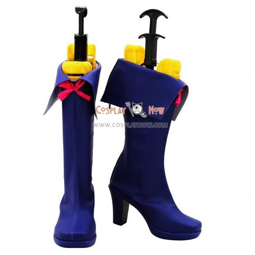 AKB0048 Season 2 Cosplay Shoes Suzuko Kanzaki Boots
