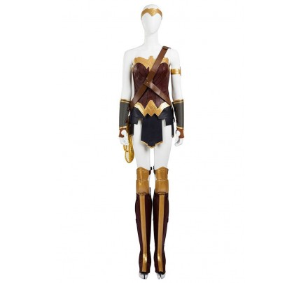 Diana Prince Wonder Woman Costume For Batman v Superman Dawn Of Justice Cosplay