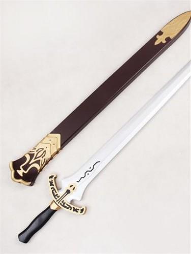 Hortesia saga Leader Sword with Sheath PVC Cosplay Props