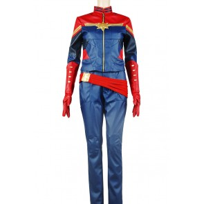 Captain Marvel Cosplay Carol Danvers Costume