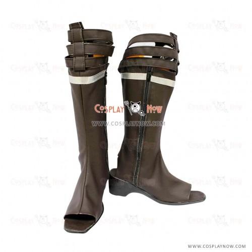 Final Fantasy XIII Cosplay Shoes Oerba Yun Fang Boots