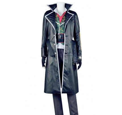 Assassins Creed Syndicate Jacob Frye Costume Uniform