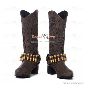 Devil May Cry Cosplay Shoes Nico Boots