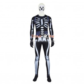 Fortnite Cosplay Skeleton Cavalry Full set Costumes
