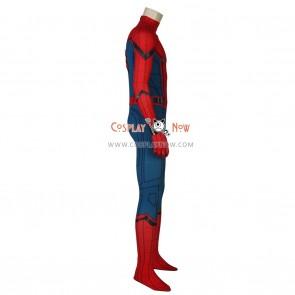 Spider Man Peter Parker Cosplay Costume