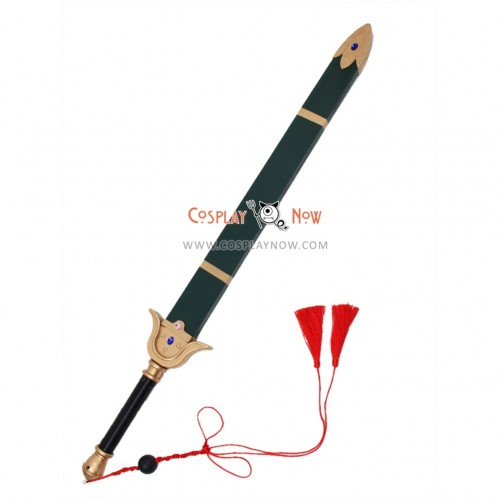 Cardcaptor Sakura LI SYAORAN Sword with Sheath PVC Cosplay Props