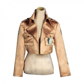 Attack On Titan Shingeki No Kyojin Cosplay Scouting Legion Costume Jacket