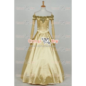 Once Upon A Time Season 3 Belle Cosplay Costume