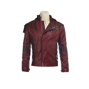 Guardians of the Galaxy Vol. 2 Peter Quill Star-Lord Cosplay Costume Jacket