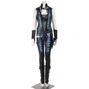 Gamora Costume For Guardians Of The Galaxy Cosplay