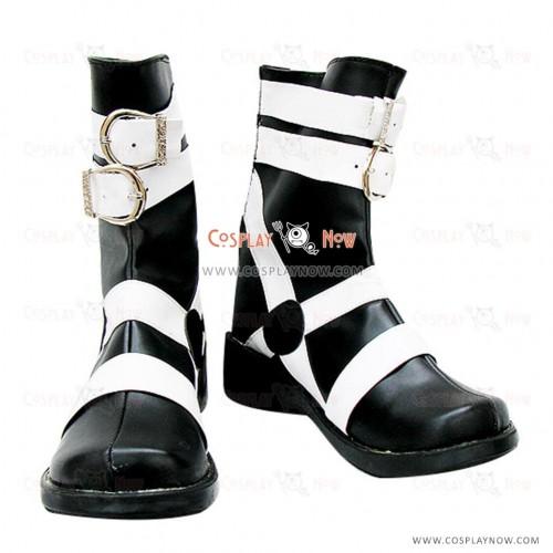 Soul Eater Cosplay鞋子Maka Albarn短靴
