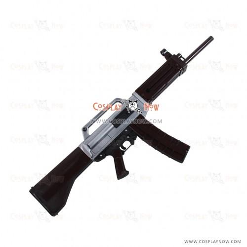 Girls' Frontline Cosplay props with USAS-12 gun