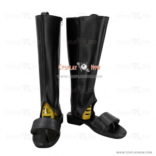 Naruto Cosplay Shoes Uchiha Sasuke Customized Boots
