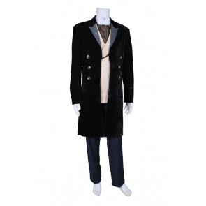 The Eighth Doctor Costume For Doctor Who Cosplay