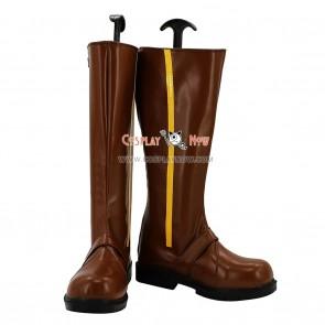 RWBY Cosplay Shoes Yang Xiao Long Boots