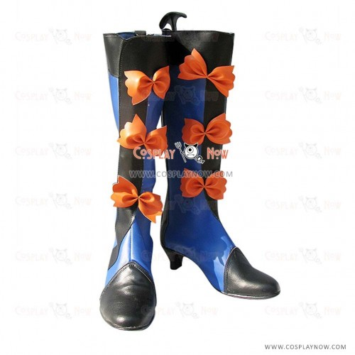 Tales of Vesperia Cosplay Shoes Judith Boots