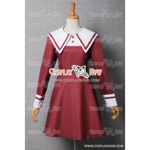 Chobits Chii Cosplay Costume Uniform