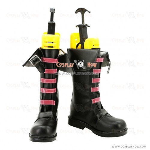 League of Legends Cosplay Shoes Loose Cannon Jinx Boots