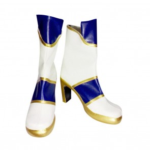 Aria Cosplay Shoes Akari Mizunashi Boots