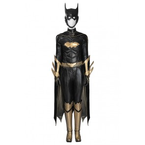Batgirl Costume For Batman Arkham Knight Cosplay Uniform