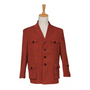The Fourth Doctor Tom Baker Costume For Doctor Who Cosplay